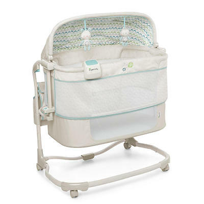 Ingenuity Dream and Grow Bedside Bassinet - Deluxe