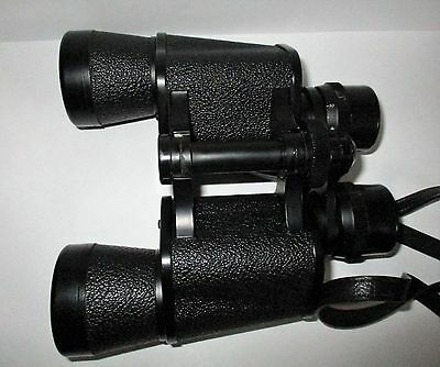 Vintage Yashica Field Binoculars 7X35 With Case