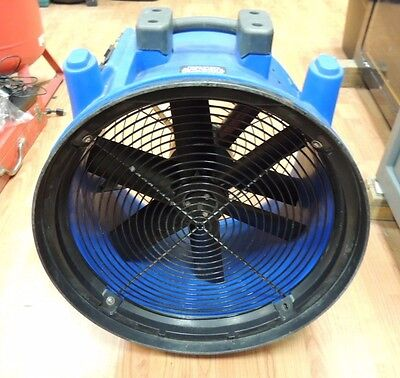 (MA3) Dry Air Technology Force 9 2-Speed Industrial Air Fan Blower/Dryer