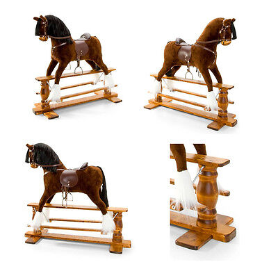 "LUXURIOUS VERY LARGE Rocking Horse ""Saturn IV""  MJMARK !!! Rocking Toy SATURN IV"