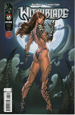 Witchblade 135 Fantastic Realm Exclusive Variant J Scott Campbell Vf Top Cow