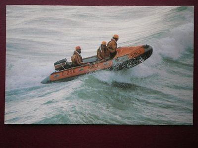 Postcard A 'd' Class Lifeboat