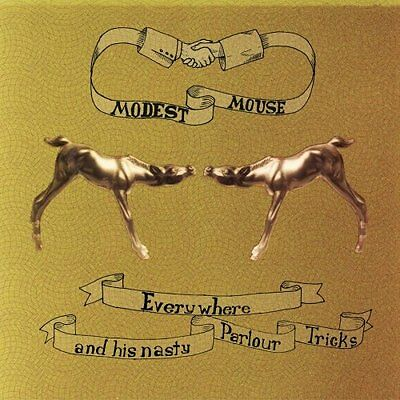 Modest Mouse - Everywhere and His Nasty Parlor Tricks (ep) Vinyl LP  NEU