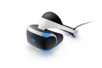 SONY-PLAYSTATION VR VIRTUAL REALITY BRILLE [DE-VERSION]-ZUBEHöR  NEU