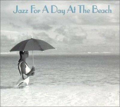 Jazz For A Day At The Beach / Various - CD (2) NEU