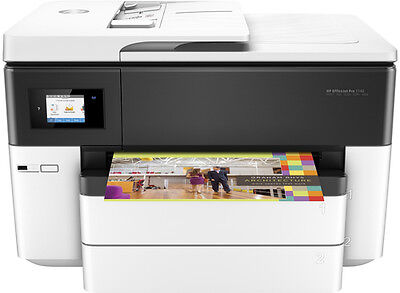 Hewlett-packard - OfficeJet 7740 All-in-One, Multifunktionsdrucker Hardware NEU