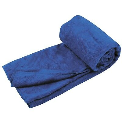 Travelsafe TS3101 Terry Towel Handtuch Mikrofaser Reisehandtuch Outdoor L #S