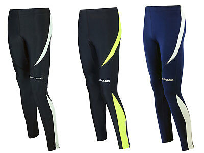 AIRTRACKS  Winter Laufhose Lang Pro / Thermo Funktionshose / Running Tight / Neu