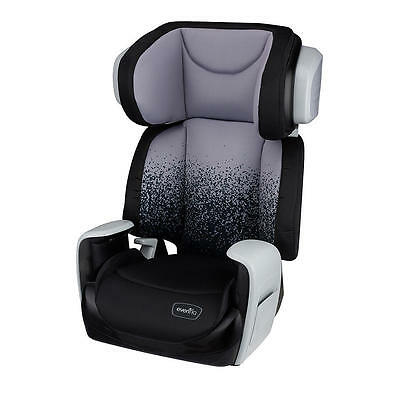 Evenflo Spectrum 2-in-1 Booster Car Seat - Foggy