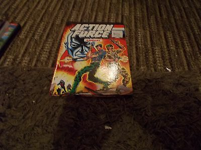 Action Force Annual 1987 Good Condition