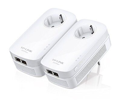 Tp-link - TP-LINK TL-PA7020P AV1000 Gigabit Powerline Adapter Kit Adapter/C NEU