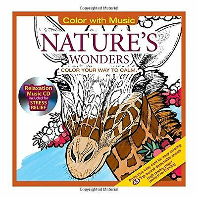 Color With Music: Nature s Wonders / Var (adcb) - CD (2) NEU