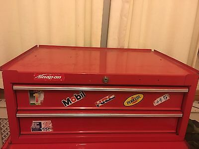 Mac TOOL BOX CHEST 2 DRAWS Snap On Middle Section