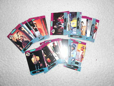 Yo Mtv Raps Collector Cards Including Vanilla Ice, L L Cool J And Mchammer, Mib