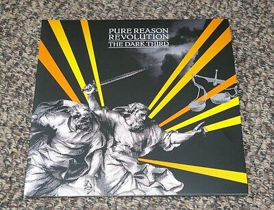 "Pure Reason Revolution - The Dark Third - 12"" Vinyl 2 Lp - New And Sealed"
