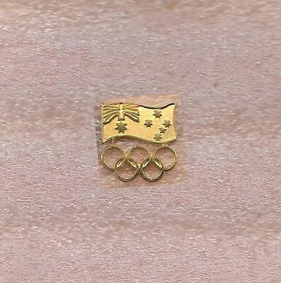 Noc Of Australia Olympic Official Pin #3