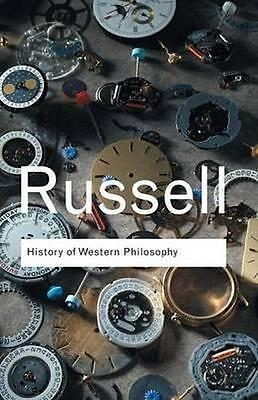 NEW History of Western Philosophy By Bertrand Russell Paperback Free Shipping