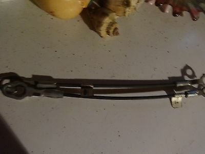 Ford Nos Ranchero Tailgate Cables