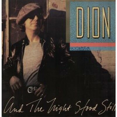"DION And The Night Stood Still 12"" VINYL UK Arista 1989 3 Track B/W Tower Of"