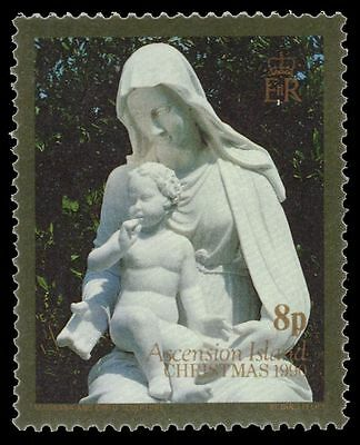 """ASCENSION 498 (SG527) - Christmas Sculpture """"Madonna and Child"""" (pa42330)"""