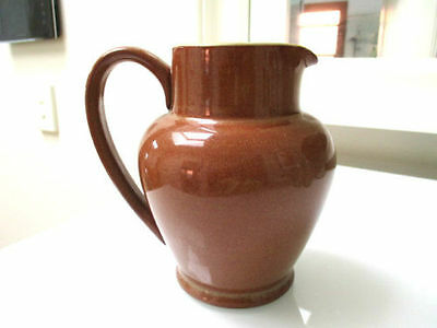 Denby Stoneware Pottery Small Jug 15cm H