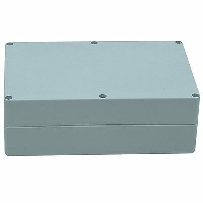 Plastic Casing Box Elektronik Power supply Mounting Distribution 222x146x75 mm