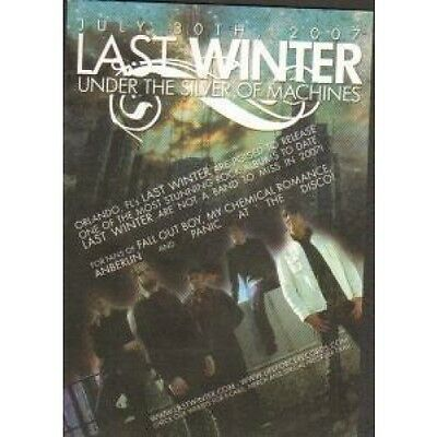 LAST WINTER/HEAVEN SHALL BURN Under The Silver Of Machines/Whatever It May Take