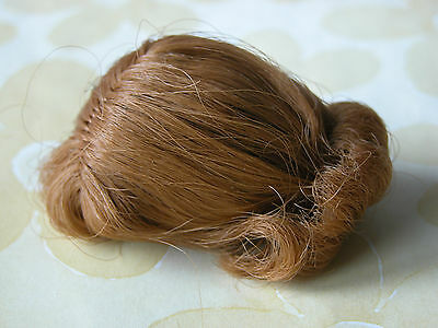 Vintage Mattel Red or Titian Flip Wig for Fashion Queen or Miss Barbie