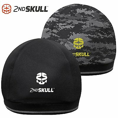 2nd SKULL Protective Skull Cap. Protective Headgear With Impact Absorbing Camo,