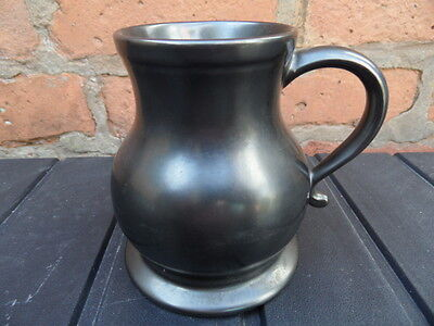 SylvaC   Pewter Lustre   Tankard Style Mug    Model 4317   Excellent Condition 4
