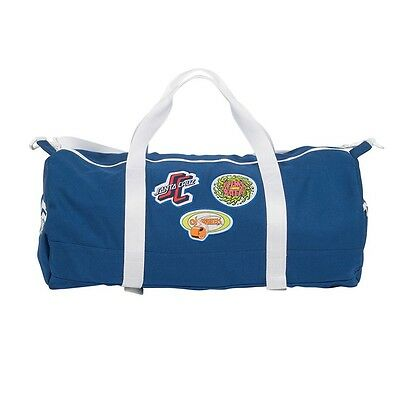 Santa Cruz OGSC PARK PATCH Skateboard Duffle Bag ROYAL BLUE/WHITE