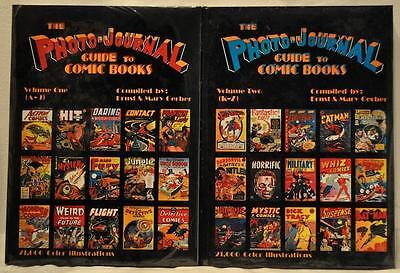 Comic Covers Golden Age Photo-Journal Hardcover V2 ONLY 10k+ Photos HC Dented!!+