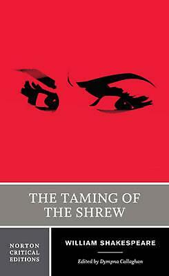 Taming of the Shrew by William Shakespeare Paperback Book (English)