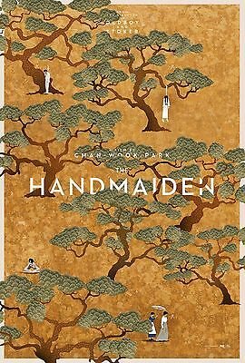 Handmaiden Style A Movie Poster  13x19