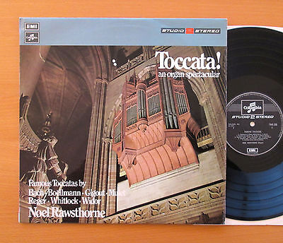 TWO 338 Toccata! An Organ Spectacular Noel Rawsthorne 1970 Studio2Stereo NM/EX