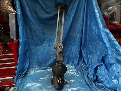 Ford Focus Mk1 Front Wiper Motor & Linkage 1998 To 2004 Shape