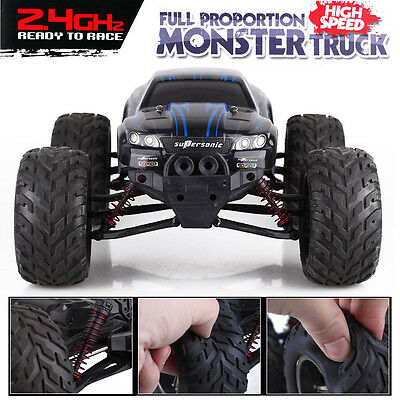 1:12 Radio Remote Control Off Road RC Cars Racing Buggy Big Wheel Monster Truck
