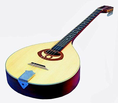 New All Solid Wood Bouzouki By Ozark Solid Spruce Top