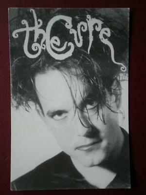 Postcard Musicians The Cure (2) B30
