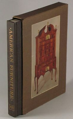 American Colonial & Federal Furniture @ Boston Museum of Fine Arts -Hardcover