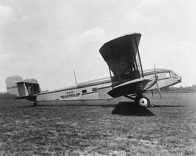Curtiss Condor Aircraft 11x14 Silver Halide Photo Print