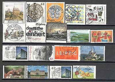 R7465 - Germania 2015 - Lotto 18 Tematici - Vedi Foto