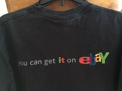 the eBay Shop Official Advertising Promotional Promo Whatever it is T-Shirt Tee