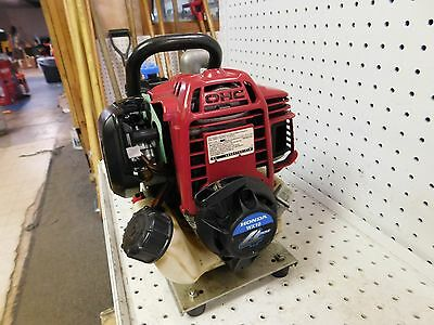Honda WX10 4 Stroke Gas Powered 32 GPM Water Pump*GREATWORKING CONDITION*