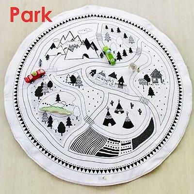 Baby Kids Room Game Floor Carpet Rug Children Nursery Decor New LA