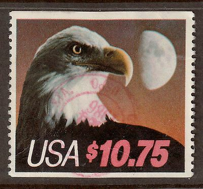 Scott #2122 Used Express Mail, Eagle and Half Moon Stamp