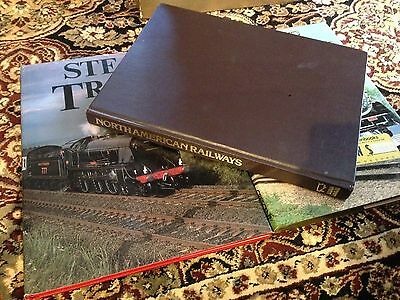 Lot of 3 bargain railroad books