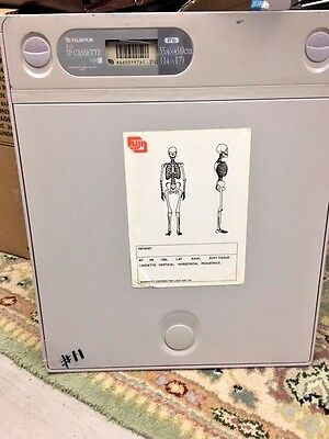 Fuji FCR IP Cassette  14x17 Xray CR Imaging Plate