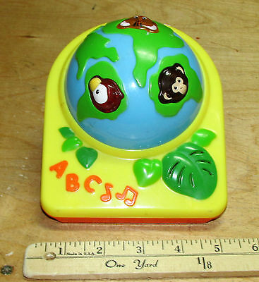 Evenflo Exersaucer Life in the Rainforest Activity Toy Globe Replacement Part