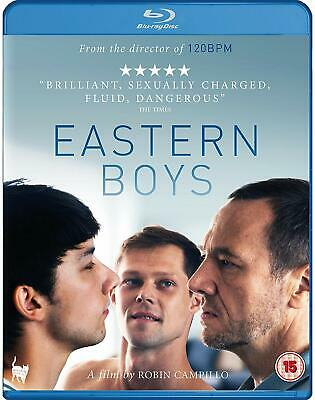 EASTERN BOYS Blu-Ray BRAND NEW Free Shipping USA Compatible
